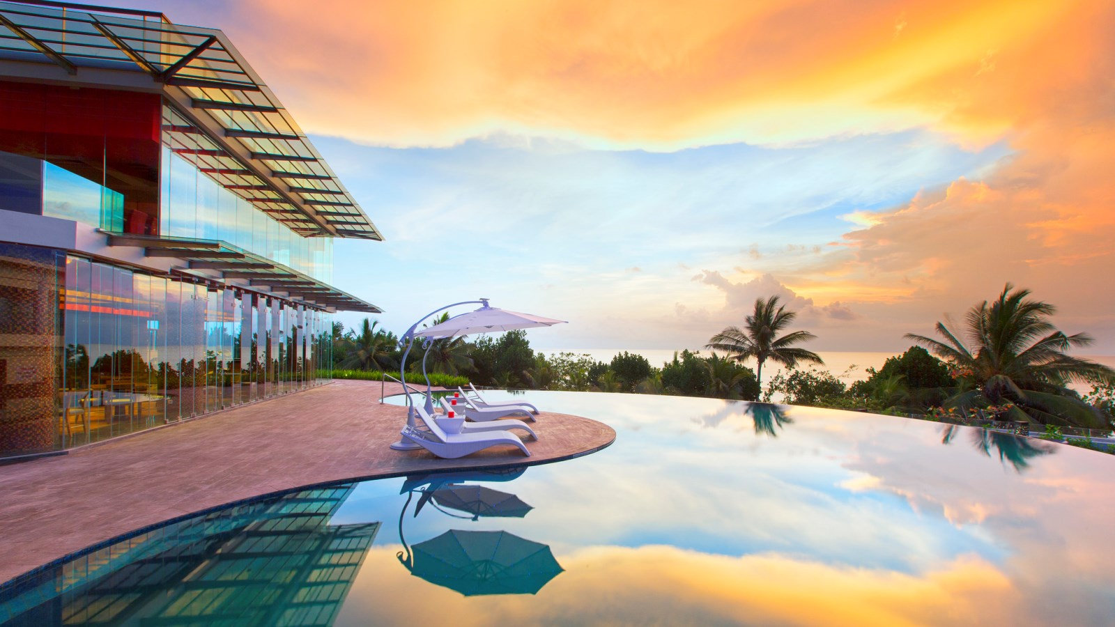 Sheraton Bali Kuta Resort Pool