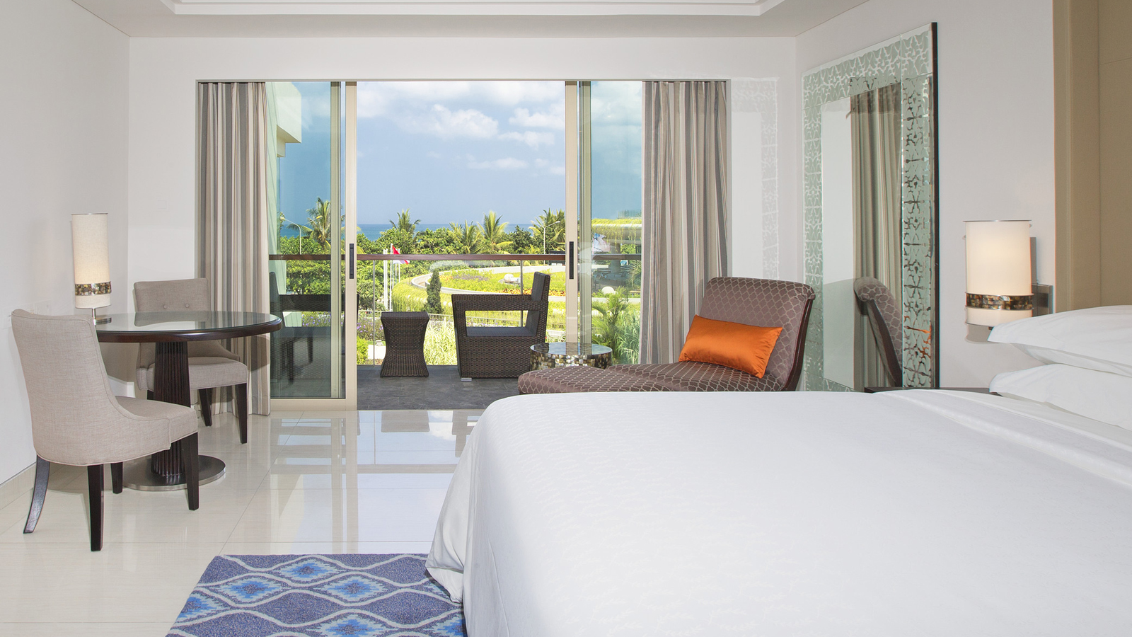 Luxury Resort Bali Deluxe Ocean View