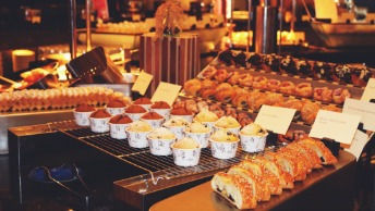 Feast Breakfast Buffet - Sheraton Bali Kuta Resort